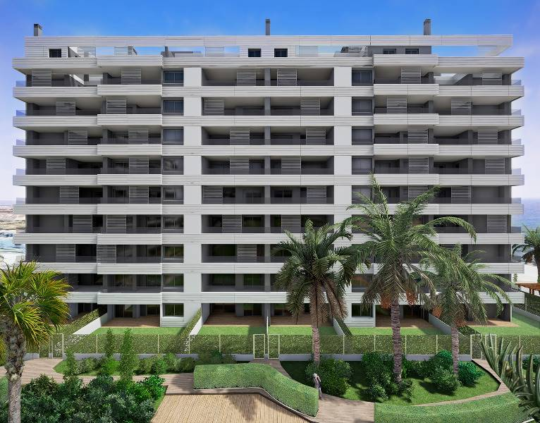 3 bedroom, 2 bathroom apartment in Orihuela Costa (Punta Prima) only 331,000 euros