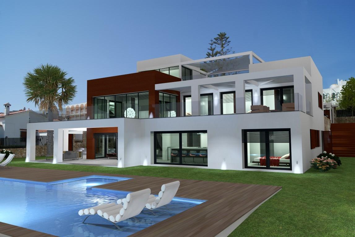 5 bedroom, 5 bathroom villa in Jávea only 3,950,000 euros