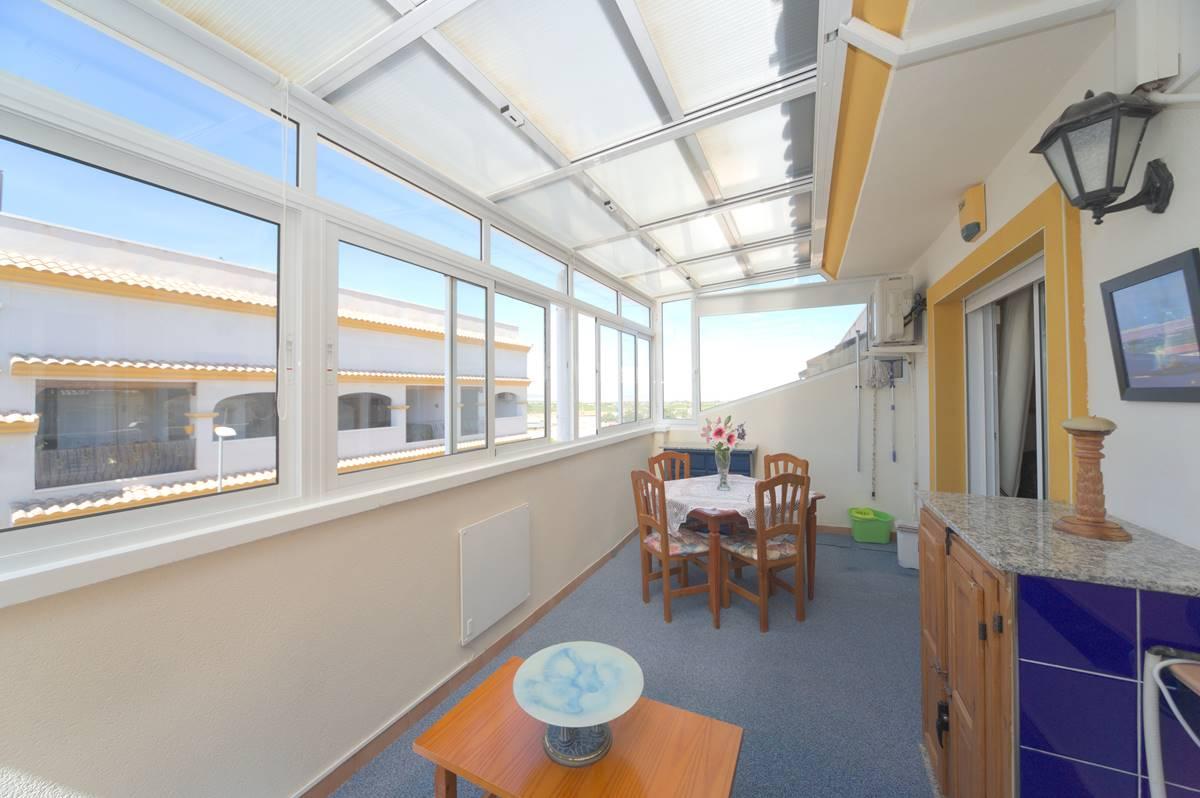 2 bedroom, 1 bathroom apartment in San Miguel de Salinas only 76,950 euros