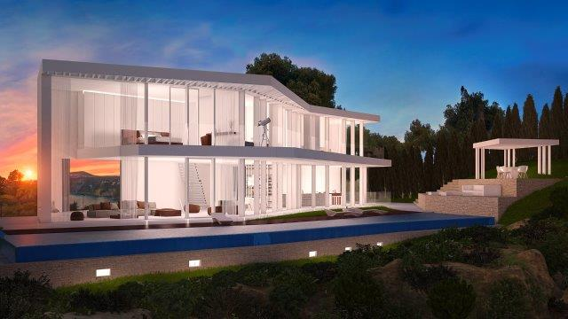 5 bedroom, 5 bathroom villa in Javea only 5,600,000 euros