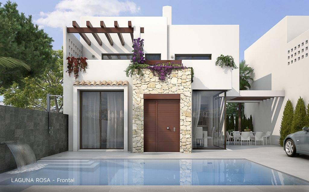 3 bedroom, 3 bathroom villa in Ciudad Quesada (Rojales) only 268,000 euros