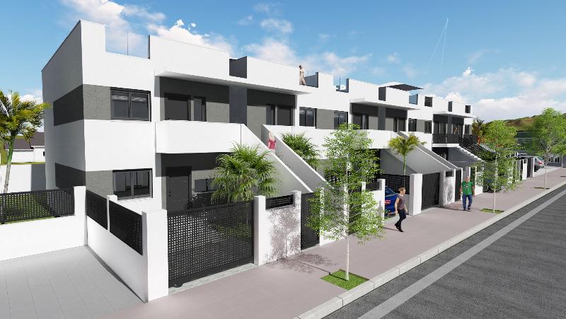 2 bedroom, 2 bathroom apartment in Pilar De La Horadada (Las Higuericas) only 152,900 euros