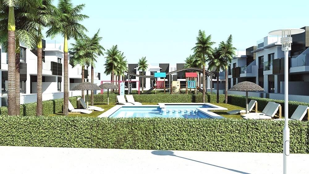 2 bedroom, 2 bathroom apartment in Pilar de la Horadada only 124,900 euros