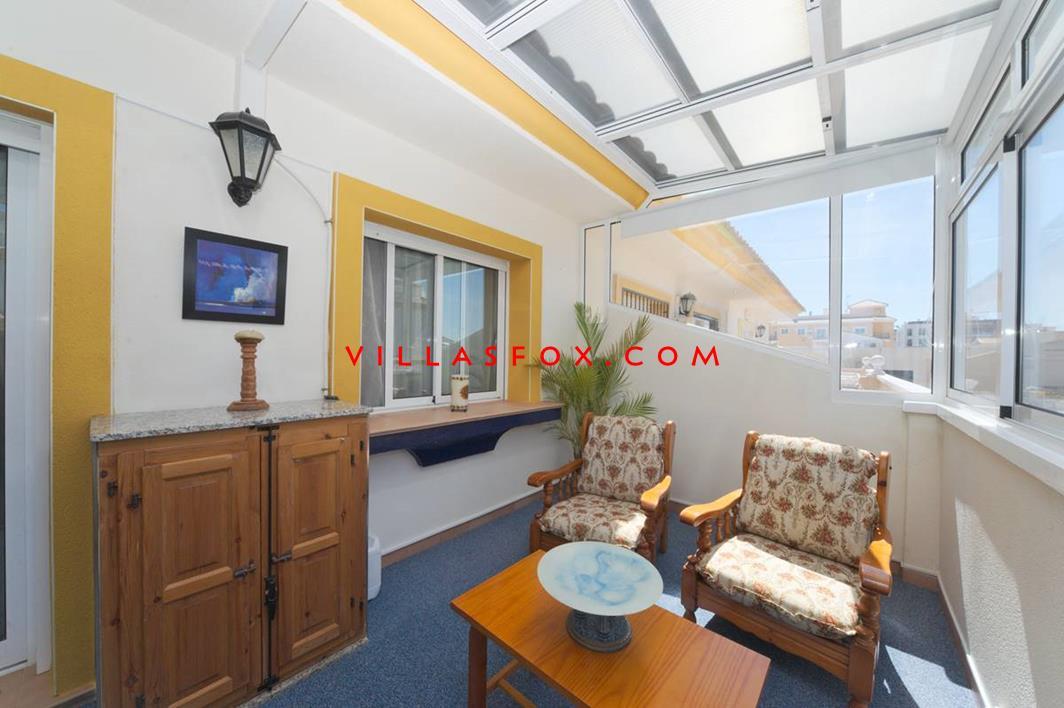 2 bedroom, 1 bathroom apartment in San Miguel de Salinas only 69,000 euros