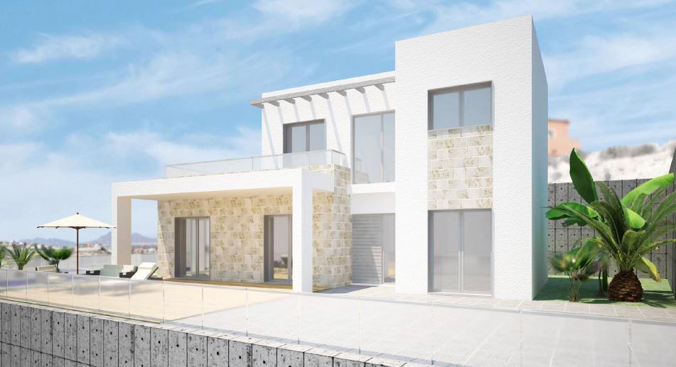 3 bedroom, 3 bathroom villa in Ciudad Quesada (Rojales) only 360,000 euros
