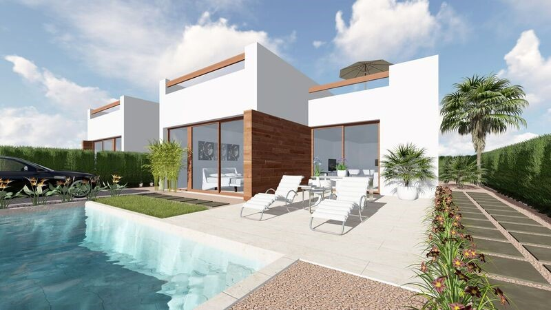 3 bedroom, 2 bathroom villa in Benijófar only 314,900 euros