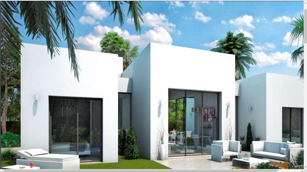 3 bedroom, 2 bathroom villa in San Miguel de Salinas only 475,000 euros