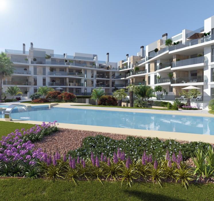 3 bedroom, 2 bathroom apartment in Orihuela Costa (Cabo Roig) only 577,000 euros