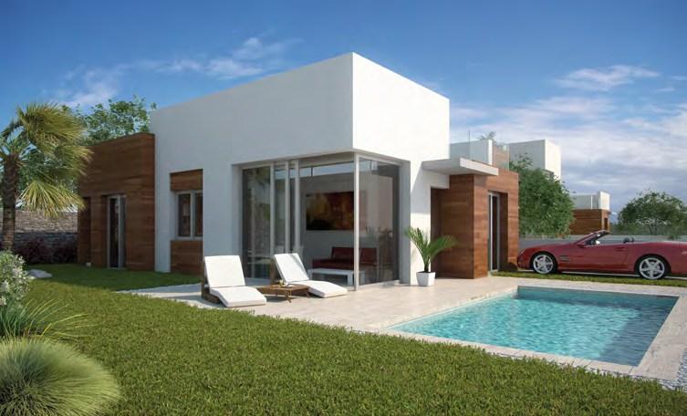 3 bedroom, 2 bathroom villa in Orihuela Costa (Villamartin) only 229,900 euros