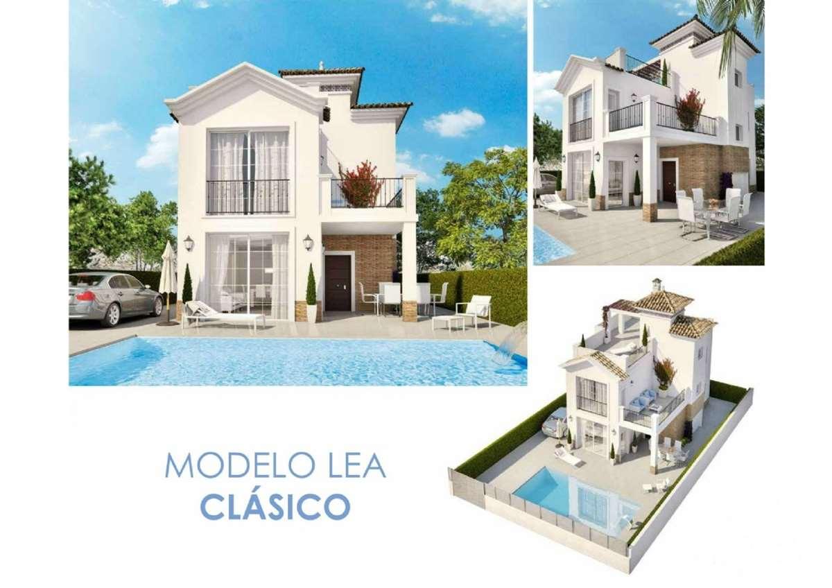 4 bedroom, 3 bathroom villa in Orihuela Costa (Campoamor) only 619,000 euros
