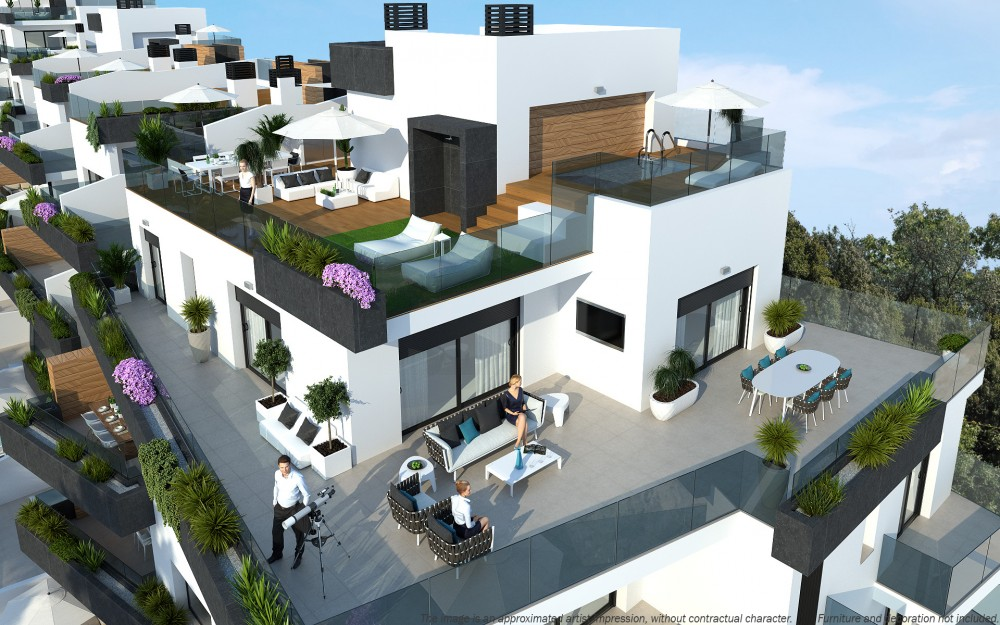 3 bedroom, 2 bathroom apartment in Orihuela Costa (Villamartin) only 355,000 euros