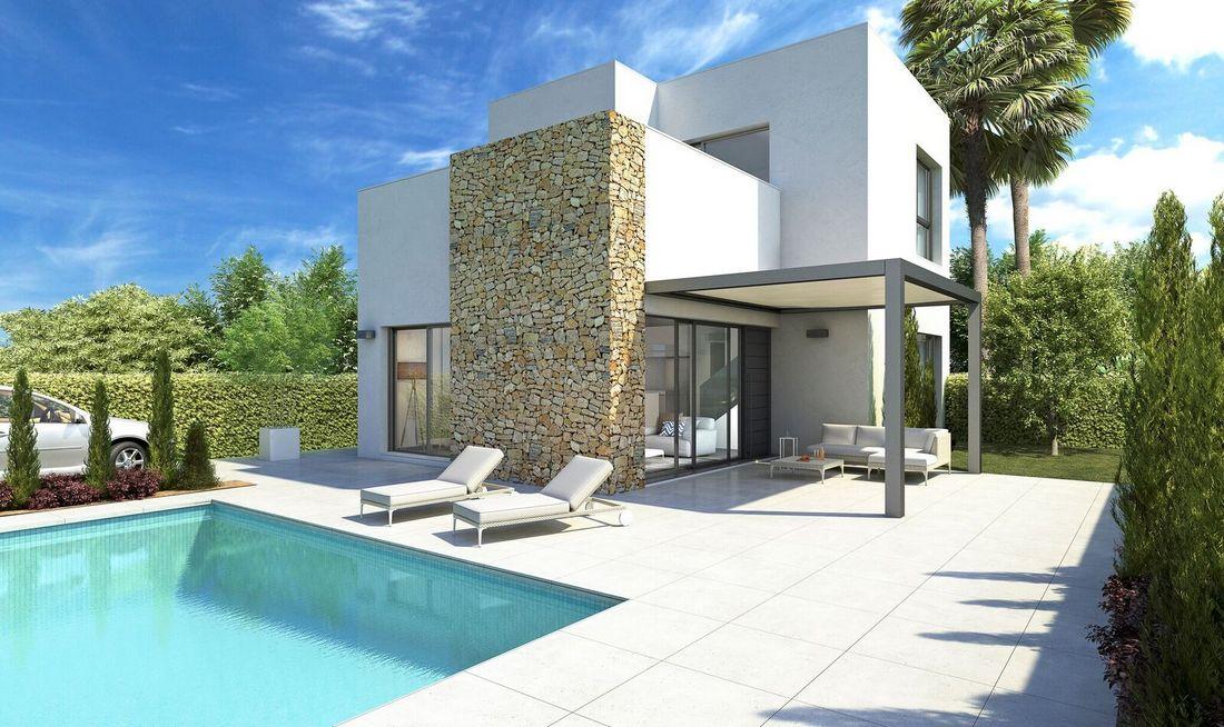 3 bedroom, 2 bathroom villa in Ciudad Quesada (Rojales) only 232,400 euros