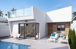 3 bedroom, 2 bathroom detached villa in Los Alcazares only 250,000 euros