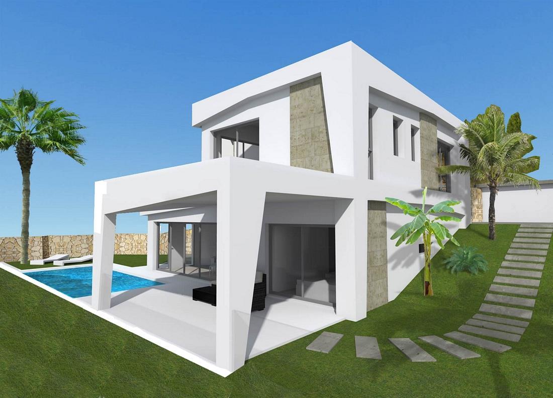 3 bedroom, 3 bathroom villa in Daya Nueva only 350,000 euros