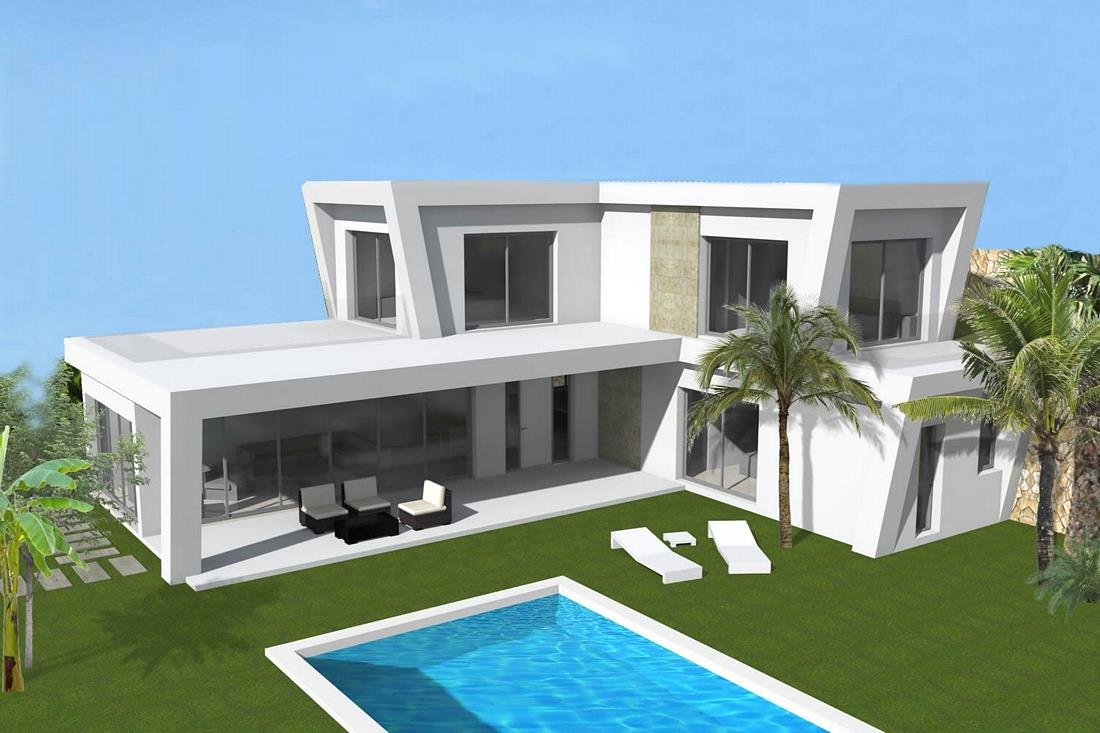 3 bedroom, 3 bathroom villa in Daya Nueva only 325,000 euros