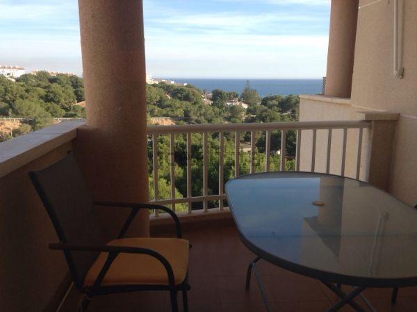 3 bedroom, 2 bathroom apartment in Orihuela Costa (Campoamor) only 172,000 euros