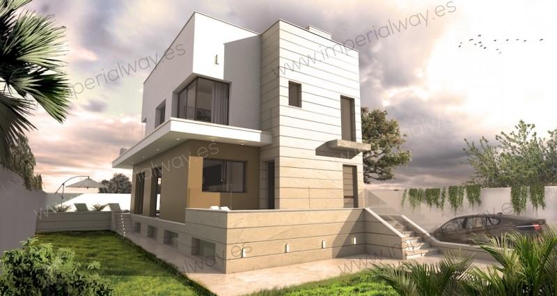 4 bedroom, 4 bathroom villa in Orihuela Costa (La Zenia) only 960,000 euros