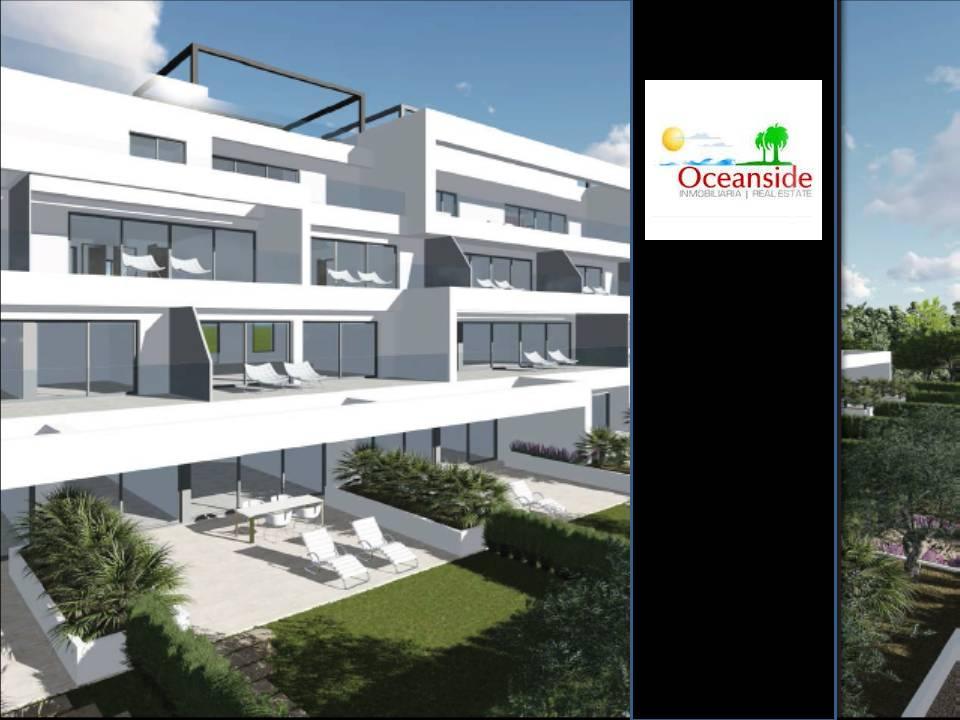 3 bedroom, 3 bathroom apartamento in San Miguel de Salinas only 235,000 euros