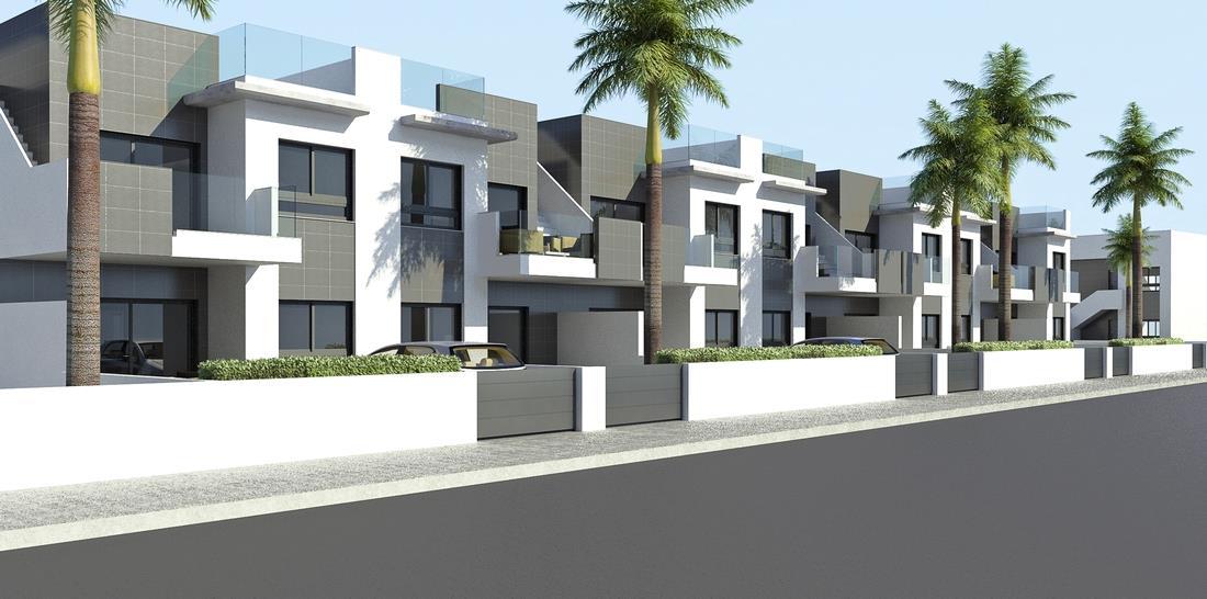 1 bedroom, 1 bathroom apartment in Pilar de la Horadada only 99,900 euros