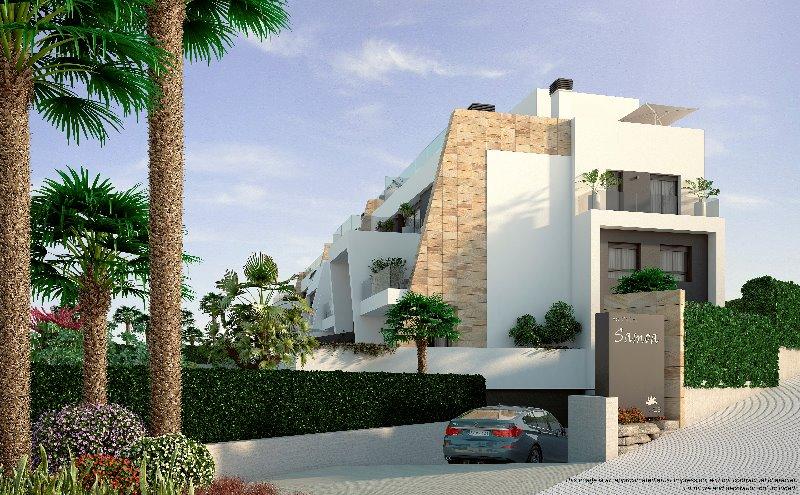 3 bedroom, 2 bathroom penthouse in Orihuela Costa (Villamartin) only 423,000 euros