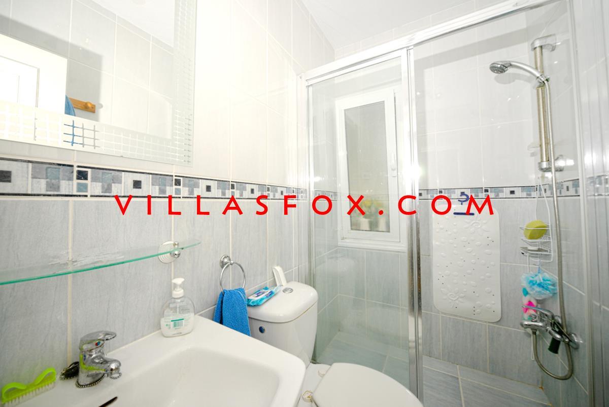 3 bedroom, 2 bathroom detached villa in San Miguel de Salinas, Las Comunicaciones now only 275,000 e